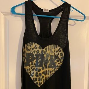 Racerback tank top from PINK